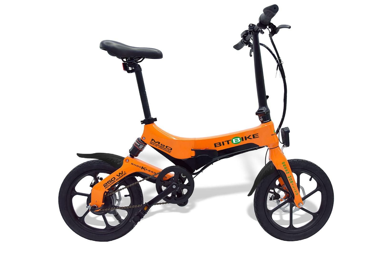 bitbike bici elettrica